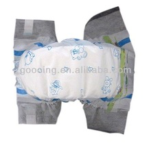 High quality super absorbent sleepy baby diaper
