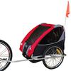 Classic Bike Children Trailer Baby Trailer