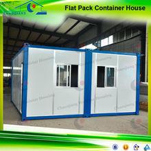 Morden modular steel prefab container house
