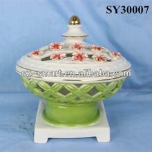 2014 new year decoration ceramic