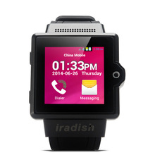 latest wrist watch mobile phone dual core android wifi
