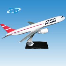 B767-200 ATSG 1:200 24cm handmade boeing used aircraft