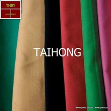 T/C polyester cotton fabric dye soccer uniform lot