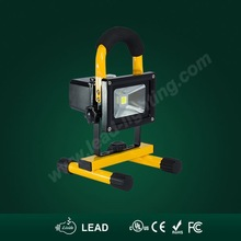 IP65 10W Rechargeable LED Flood Light