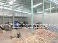 Linha de máquinas para moagem, lavagem e reciclagem HDPE, LDPE,PET, restos de garrafas