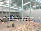HDPE, LDPE,PET crusher, bottle scrap Crushing and Washing Recycling Machines Line factory