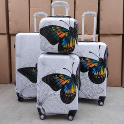 4 Pieces Hard Suitcase Set