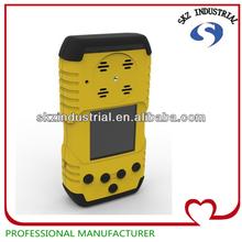 portable multi gas detector