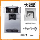 SUMSTAR S318C soft serve icecream machine/used frozen yogurt machines manufacturer/commercial yogurt maker