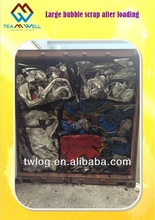 logistica per rottami metallici in Hong Kong e Cina