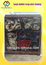 Logistics for Metal Scrap in Hong Kong and China