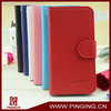 In Stock Flip leather cases for sony Xperia zr m36h case