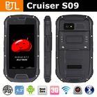 Cruiser S09 MTK6589 IP68 walkie-talkie GPS waterproof rugged