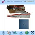 silício plástico retificador diodos 1n4007