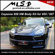 Auto Body Parts Porsch-e Cayenn 958 Haman Type Body Kit for Cayenn 955 957