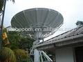 Probecom 6.2m antena parabólica de satélite