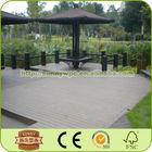wood composite decking waterproof outdoor floor covering