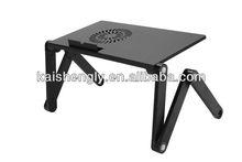 Folding Aluminium Alloy Computer Table