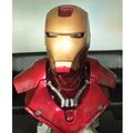 In resina al dettaglio Iron Man, ferro promozionali uomo modello, ferro caldo uomo busto