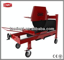 Iron granite and marble cutting machine made in China