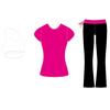 OEM Service Supply Type and Fitness & Yoga Wear Sportswear Type brazilian fitness wear