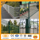 High quality steel garden fences with SGS certificate