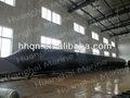 Inflable barco marinos/buque/bolsas de aire de la nave, 7 capas