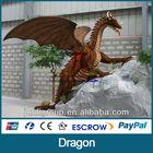 JLSA-G-0039 Animatronic Real Touch Raoring Dragon