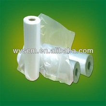 Food grade customized good quality biodegradable HDPE with epi additive supermarket plastic bags on roll,34*40cm,18mic