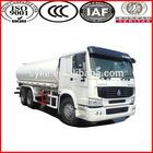 336hp Sinotruk truck howo 6x4 water tank truck for sale