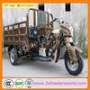 China manufacturer 175cc cargo three wheel motorcycle/manual rickshaw for sale