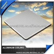 2014 Customized outdoor/indoor aluminium suspended acoustic panel ceiling