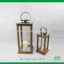 Novelty Wooden lantern/Home Decoration