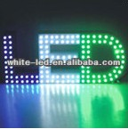 High Brightness white red green 546 Oval LED,for LED Diplayer,2500~3000mcd /Sombrero de paja blanco de 5mm de LED