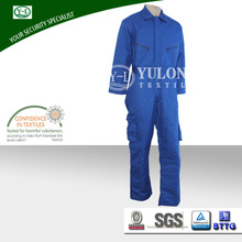 Russia cold condition padded quilted cotton thick men's winter coveralls for oil field