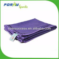 HOT sale yoga towel, 80% polyester & 20% nylon