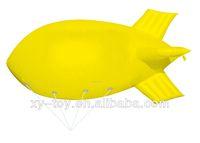 Good quality advertising inflatable rc blimp, hydrogen blimp