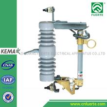 FSC-1 100A porcelain type 15KV high voltage DOEF dropout expulsion fuse