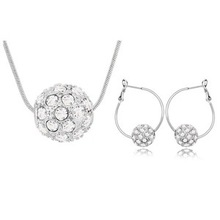 08-6380 Fashion delicate jewelry small jewelry set