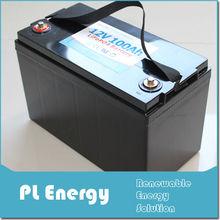 12v 100ah lifepo4 battery pack