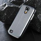Aluminum case for samsung s4 mini, cover case for samsung galaxy s4 mini, hard case for samsung galaxy s4 mini