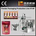 venda quente máquina de embalagem automática para pó de especiarias