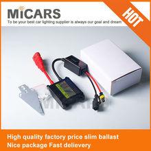 Headlight and fog light type slim ballast HID xenon kit 9006 35w 6000K
