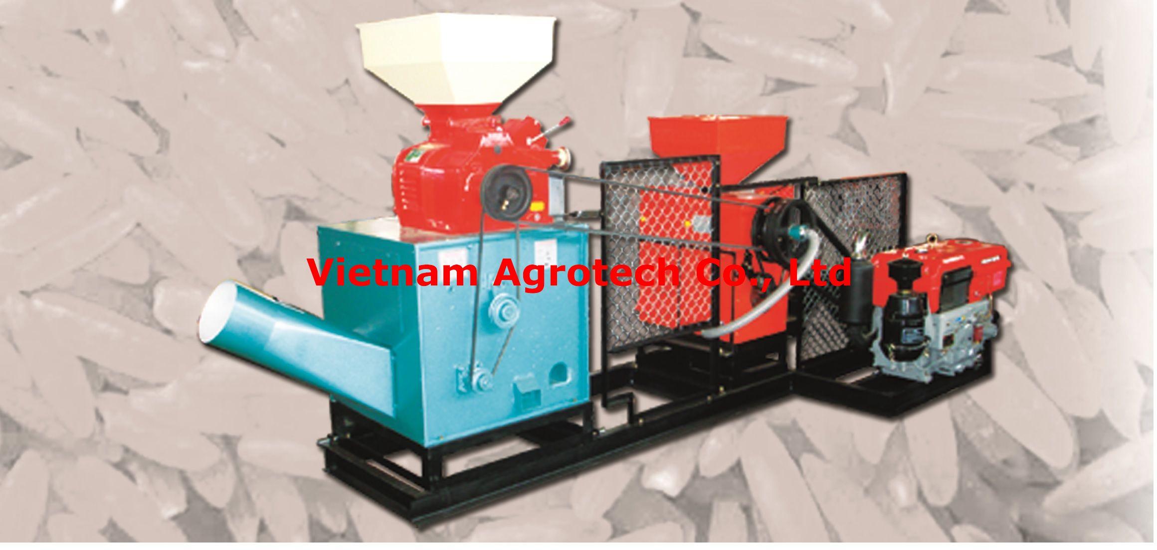 Yanmar Rice Milling Machine Machine Vikyno Rice Mill