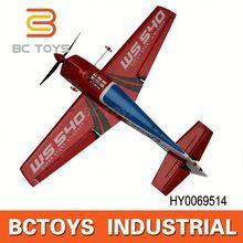 Hot!! 435mm length 2.4g stunt foam rc model airplane kits ws9117 HY0069514