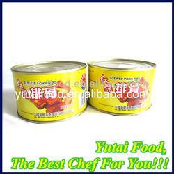 Wholesale Canned Food Stewed Pork Ribs