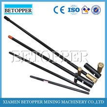 hard carbide steel thread drill rod