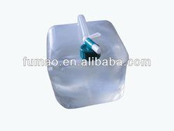 BPA free foldable water jug