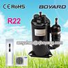 R22 R407c rotary compressor lanhai compressors qxr series for air conditioner parts