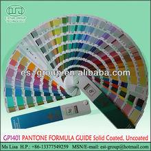 General Pantone Color Combination Chart